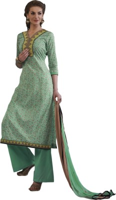 Admyrin Cotton Embroidered Dress/Top Material