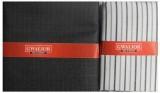Kundan Cotton Polyester Blend Checkered,...