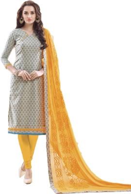 Cilver Fashion Chanderi Self Design Salwar Suit Material