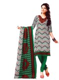 Kaya Cotton Printed Salwar Suit Dupatta ...