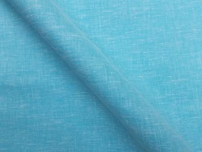 Azed Cotton Linen Blend Solid Shirt Fabric