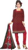 Mitra Cotton Polyester Blend Printed Sal...