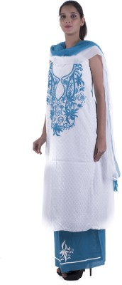 Surbhi Cotton Embroidered Salwar Suit Dupatta Material