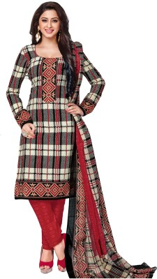 RK Style Cotton Printed Salwar Suit Dupatta Material