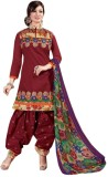 Panku Cotton Embroidered Salwar Suit Dup...