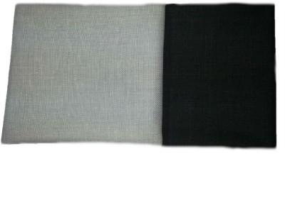 High Touch Cotton Polyester Blend Self Design Shirt & Trouser Fabric