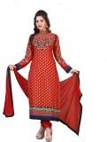 MADA Jacquard Embroidered Dress/Top Mate...
