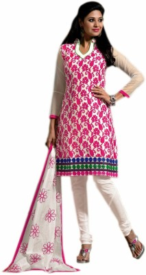 Venusindr Cotton Printed Salwar Suit Material