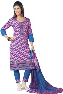 Pehchan Creation Cotton Printed Salwar Suit Material