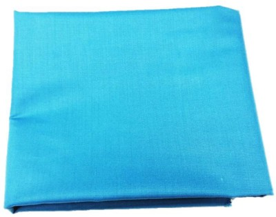 Fashion Foreplus Cotton Polyester Blend Solid Shirt Fabric