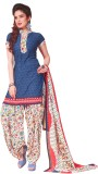 Giftsnfriends Synthetic Printed Salwar S...
