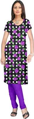 Shopeezo Cotton Floral Print Salwar Suit Material