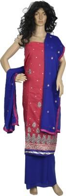 SILKOVA Cotton Printed Salwar Suit Dupatta Material