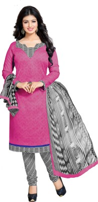 Jiya Jacquard Self Design Salwar Suit Dupatta Material
