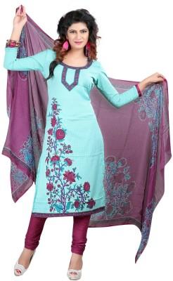 Panchi Crepe Printed Salwar Suit Dupatta Material