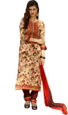 Patiala House Cotton Printed Salwar Suit Dupatta Material