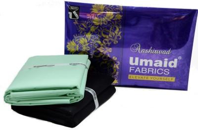 Umaid Fabrics Cotton Woven Shirt & Trouser Fabric