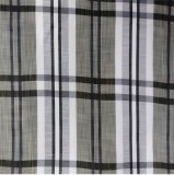 Stripes Cotton Polyester Blend Checkered...