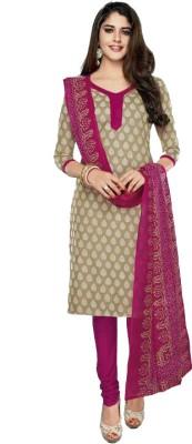 Priyanshi New Cotton Printed Dress/Top Material