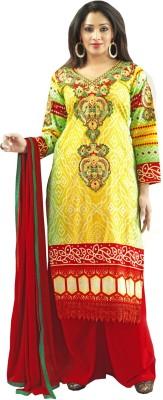 Admyrin Cotton Self Design Dress/Top Material