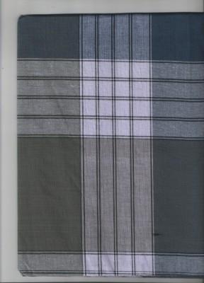 A K FASHION Cotton Checkered Multi-purpose Fabric(Un-stitched)