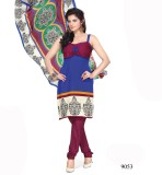 Shoppie Zone Cotton Printed Salwar Suit ...