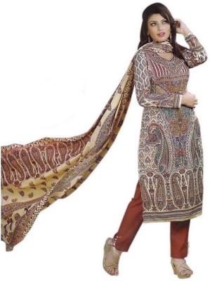 Unique Creation Pashmina Printed Salwar Suit Dupatta Material