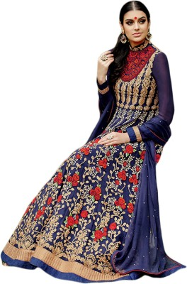 Belletouch Georgette Woven Salwar Suit Material
