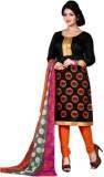 Lime Mode Chanderi Self Design Salwar Su...