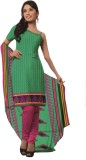 Mitra Synthetic Printed Salwar Suit Dupa...