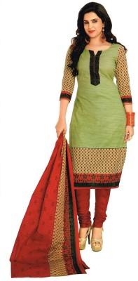 Rapphael Cotton Printed Salwar Suit Dupatta Material