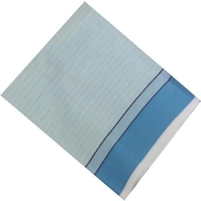Vardhmancreation Cotton Polyester Blend Striped Shirt Fabric