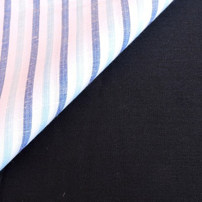 Jhon Diego Cotton Polyester Blend Striped Shirt & Trouser Fabric