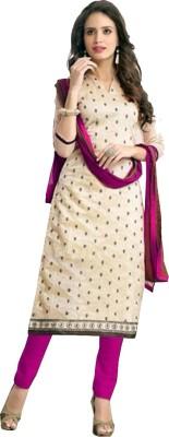 fashion square Cotton Printed Salwar Suit Dupatta Material