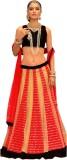 Bhelpuri Net Embroidered Semi-stitched L...