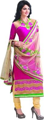 Khushali Cotton Printed, Self Design Salwar Suit Dupatta Material