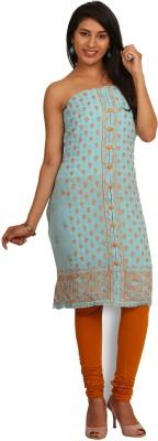Kasturi-B Swadeshi Karigari Georgette Embroidered Salwar Suit Material