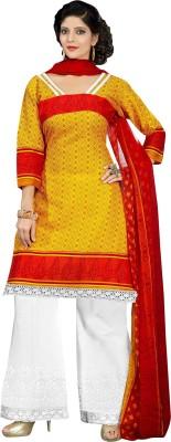 Viva N Diva Cotton Printed Salwar Suit Dupatta Material