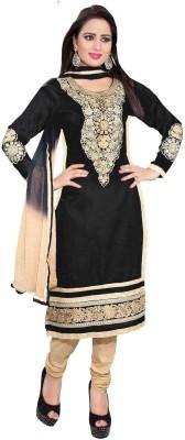 Khushali Cotton Self Design Salwar Suit Dupatta Material