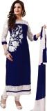 Jassu Fashion Hub Cotton Self Design Sem...