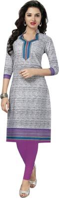 Indian Wear Online Cotton Printed Kurti Fabric