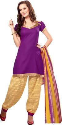 We Desi Cotton Self Design Dress/Top Material