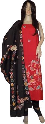 KheyaliBoutique Cotton Floral Print Salwar Suit Dupatta Material