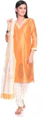 Sabari Fabrics Cotton Printed Salwar Suit Dupatta Material