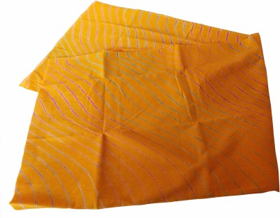 Imperial Cotton Striped Multi-purpose Fabric(Un-stitched)