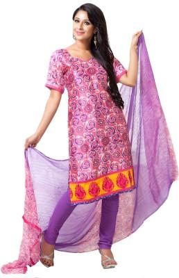 Aapno Rajasthan Silk Printed Salwar Suit Dupatta Material
