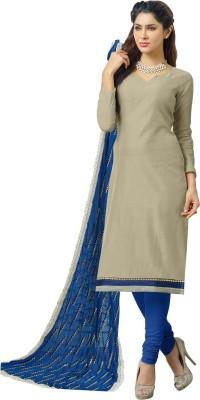 Mastani Chanderi Embroidered Salwar Suit Dupatta Material