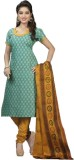 Diyastyle Cotton Self Design Salwar Suit...