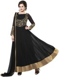 Fashion Forever Georgette Embroidered, S...