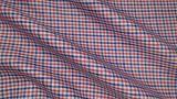 Alveeno Cotton Checkered Shirt Fabric (U...